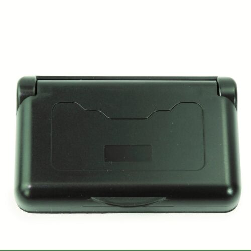 Weatherproof Receptacle Cover Self Closing for GFCI Power Outlet Black RV Camper