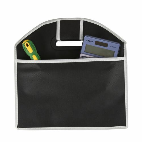 New Heavy Duty Collapsible Car Boot Organiser Foldable Shopping Tidy Storage
