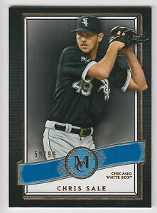 CHRIS-SALE-2016-Topps-Museum-Collection-Blue-Parallel-99-53-White-Sox