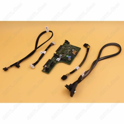 "New Dell R720xd Rear Flex Bay 2.5/"" Drive Backplane KIT Chassis 0JDG3 w// Cables"