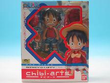 chibi-arts One Piece Monkey D. Luffy Action Figure Bandai