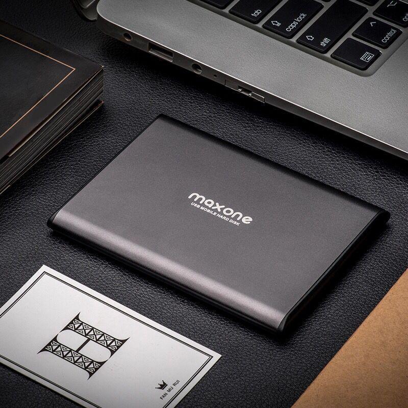 2TB USB3.0 Portable External Hard Drive Ultra Slim Windows//Mac//Xbox One//PS4