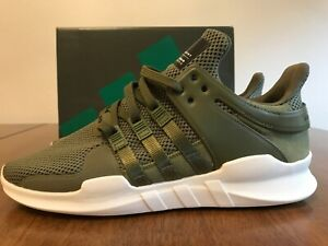 sports shoes ef921 4e793 Details about Adidas EQT Support ADV Olive Green Cargo 11.5
