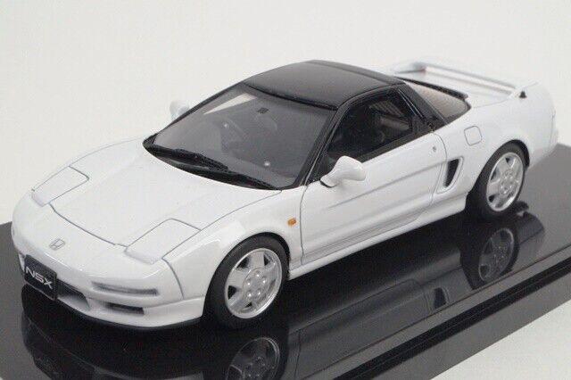 mejor marca 17B18-01 onemodel 1 1 1 43 Honda NSX-NA1 campeonato blancoo  venta al por mayor barato