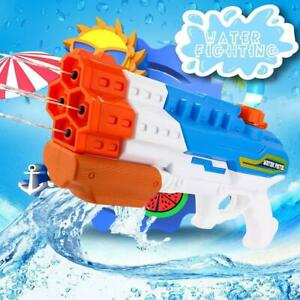 Giant-17-3In-Water-Gun-Super-Pump-Action-Cannon-Shooter-Drench-Soaker-Pistol