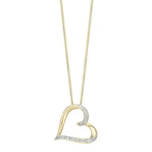 Pave-0-50-Cts-Round-Brilliant-Cut-Diamonds-Heart-Pendant-In-Fine-14K-Yellow-Gold