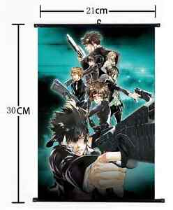 Hot Anime Psycho Pass Wall Poster Scroll Home Decor Cosplay 955 Ebay