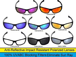 POLARIZED-Replacement-Lenses-For-Oakley-Holbrook-Sunglasses-Multi-Color