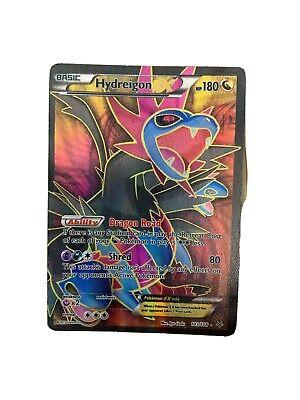 Pokemon Single Card XY Hydreigon EX 103//108 ROARING SKIES