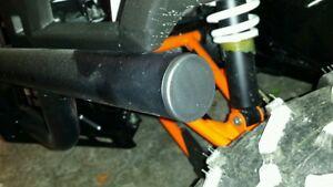 Polaris front bumper plugs for the POLARIS Ranger 900 XP 2 PLUGS