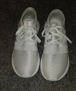 Adidas-Originales-Zapatillas-para-mujer-running-viral-Tubular-Blanco-UK-Tamano-6-EU-40