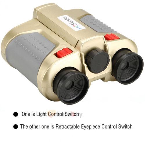 Day Night Vision Binoculars 30 x50 x60 x100 x180 Zoom Outdoor HD Telescope Much®