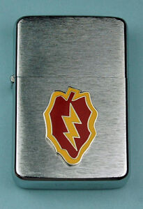 25th-INFANTRY-DIVISION-ARMY-WIND-PROOF-PREMIUM-LIGHTER-GIFT-BOX-ARMY-SBC014