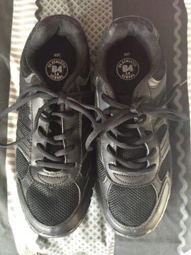 EU 39 Boy/'s Black School Footwear Size 6
