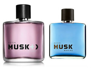 Avon Musk Marine Musk Storm Edt Eau De Toilette Spray For Him