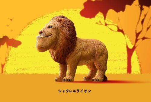 Takara Tomy Panda/'s ana Shakurel Planet Part1 Wild Animal Lion Figure