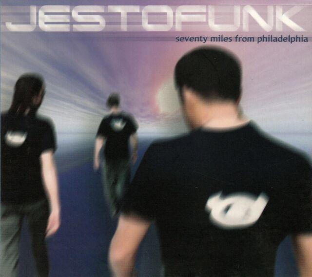 JESTOFUNK : SEVENTY MILES FROM PHILADELPHIA / CD - TOP-ZUSTAND