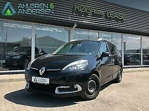 Renault Grand Scenic III 1,5 dCi 110 Limited Edition ESM 7p 5d