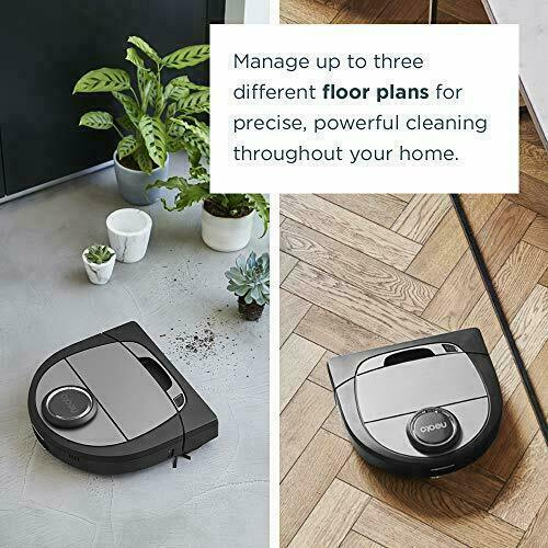 Neato Robotics D701 Connected Vacuum Cleaner Robot Station Of Charging