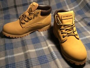 U-S-Polo-Assn-6-Hiking-Boots-21634575B-Men-s-Size-10-5