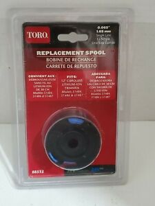 """Toro Replacement Spool 88532 Weed Eater Trimmer 12"""" Cordless"""