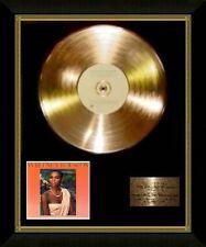 Whitney Houston / Ltd Edition CD Gold Disc / Record / Whitney Houston