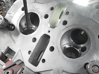 HONDA CB500 CB550 CB650 SOHC CYLINDER HEAD REBUILD SERVICE VALVE JOB