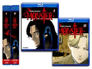 Naoki-Urasawa-039-s-Monster-Complete-Bluray-BD-BOX-Collection-1-74-ENGLISH