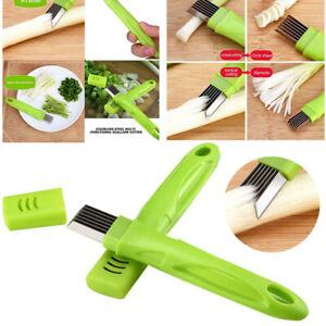 Vegetable Fruit Onion Cutter Slicer Peeler Chopper Shredder Kitchen Gadget Tool