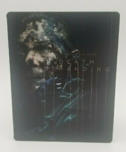 Death-Stranding-Collectors-Edition-Steelbook-Case-Only-Playstation-4-NO-GAME