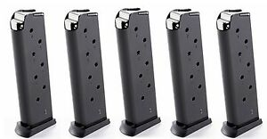 5X-1911-8RD-45ACP-magazine-compatible-with-standard-full-size-45ACP-1911