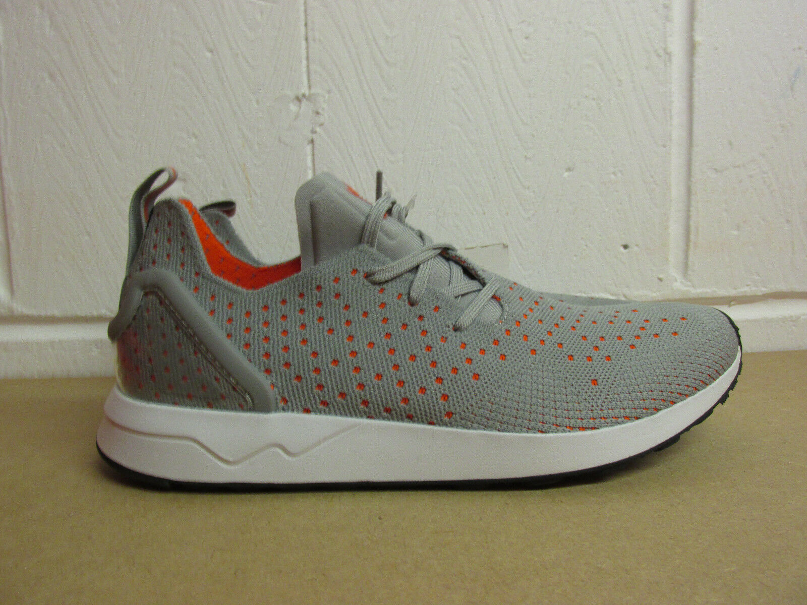 Adidas originals ZX Flux ADV ASYM PK mens S76370 trainers sneakers SAMPLE