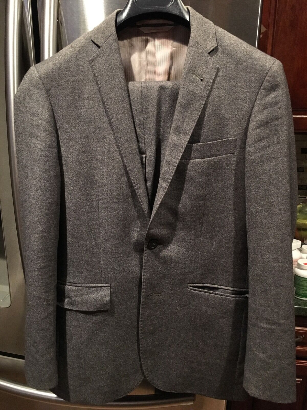 Brooks Brothers Tweed Suit 36Short & 32 Waist Pants