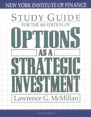 Option as a strategic investment