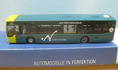 Spur H0 Maßstab 1:87 MB-Citaro Bus der Niederrheinwerke Viersen Rietze 66947