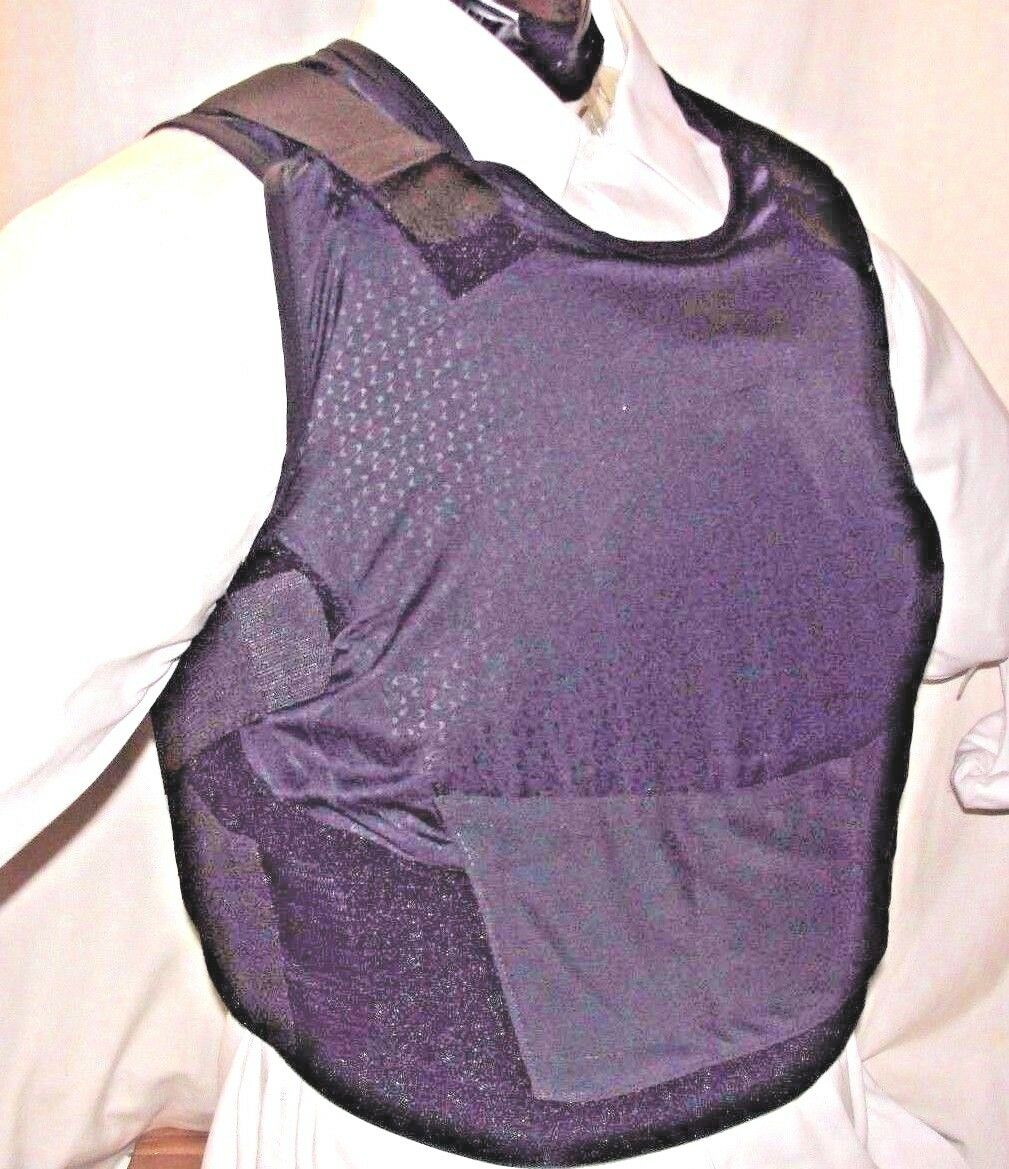 Female  Full XSmall IIIA BulletProof Concealable Body Armor Vest with Inserts  factory outlet