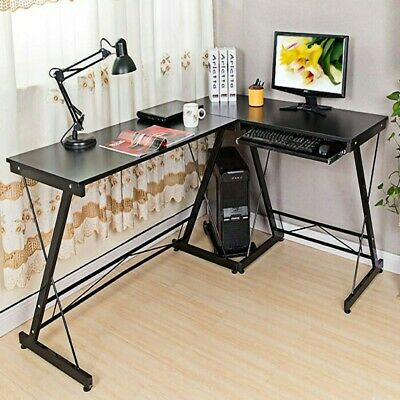 L Shaped Computer Desk 0b027dt Meicha Furniture Co Ltd