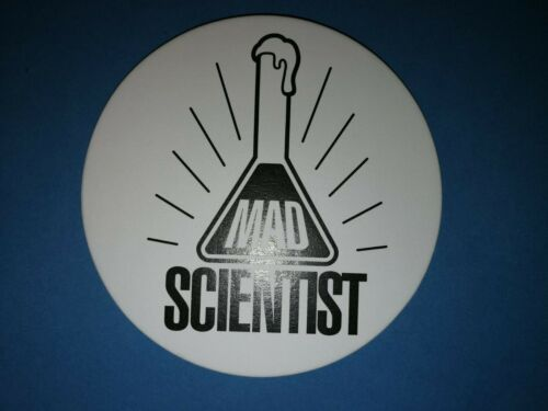 craft brewery MAD SCIENTIST BUDAPEST//Hongrie