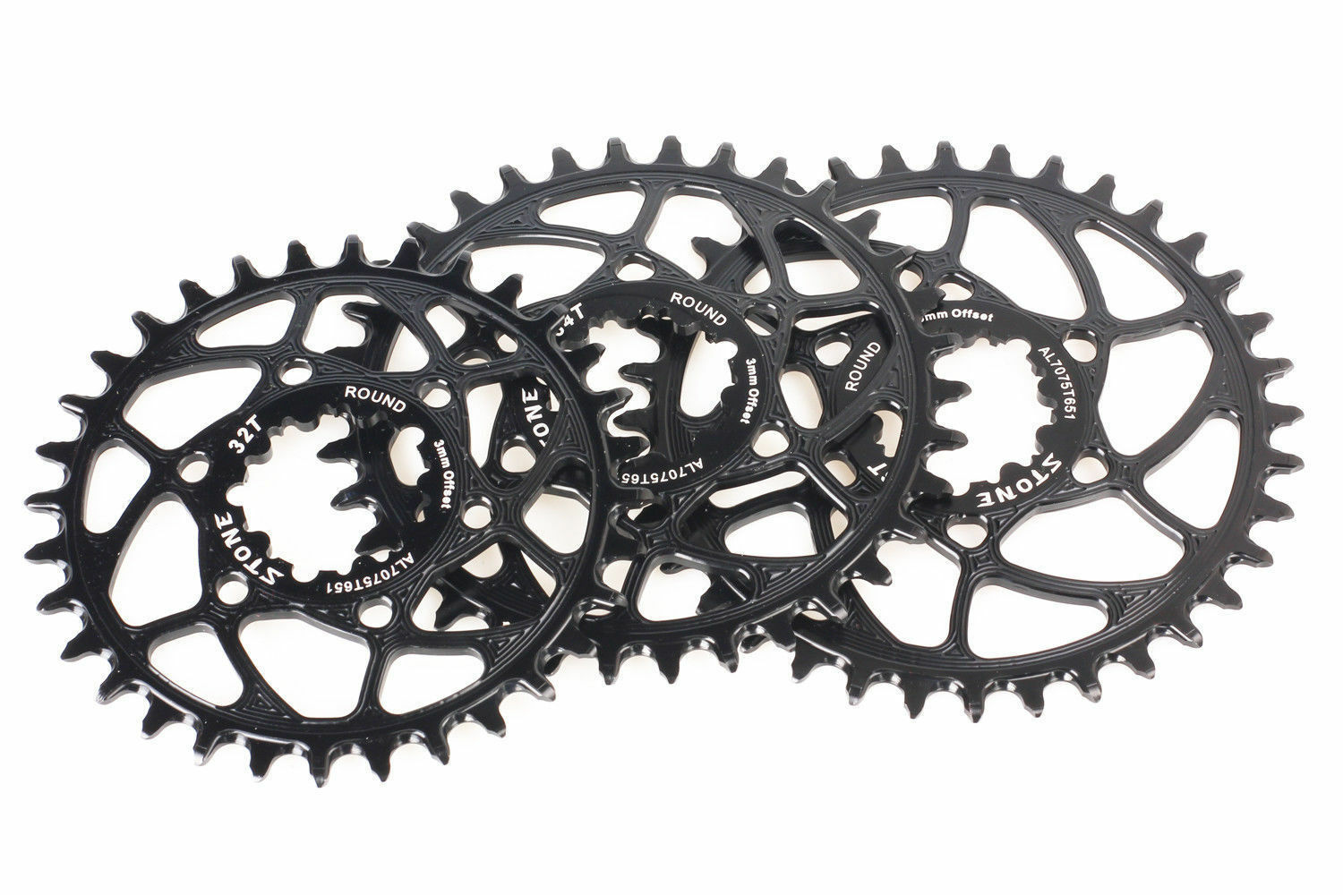 Circle Bicycle Direct Mount Chainring 3mmof for Sram Boost 148  DUB GXP Eagle XX1  the newest