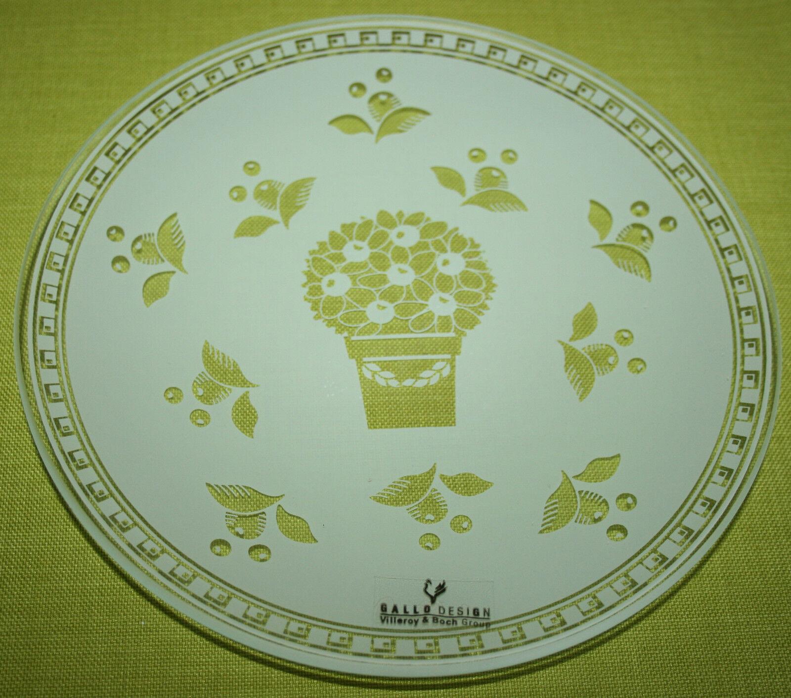 Gallo Gallo Gallo 6 Glasteller Ice Weiß 19,5 cm Orangendekor  Switch 4 Villeroy & Boch NEU | Shop Düsseldorf  acddf7