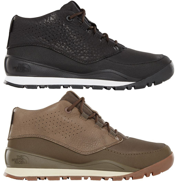 f23def8d6 THE NORTH FACE Edgewood Chukka Outdoor Sneakers Casual Trainers Boots Mens  New