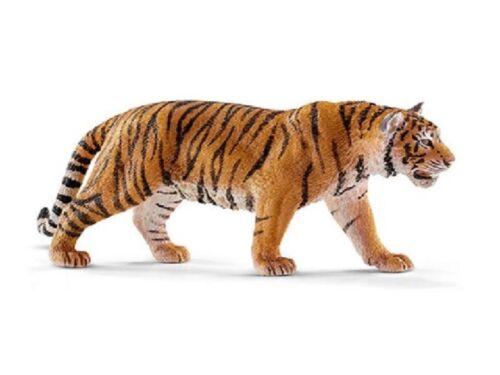 Schleich 14729 tiger 11 cm serie animales salvajes