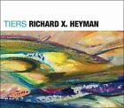 Tiers and Other Stories [Digipak] by Richard X. Heyman (CD, 2011, 2 Discs, Turn-Up Records)