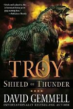 The Troy Trilogy: Shield of Thunder 2 by David Gemmell (2007, Paperback)