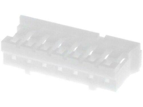 10x PHR-7 Stecker Leitung-Platte weiblich PH 2mm PIN 7 kontaktlos 100V JST