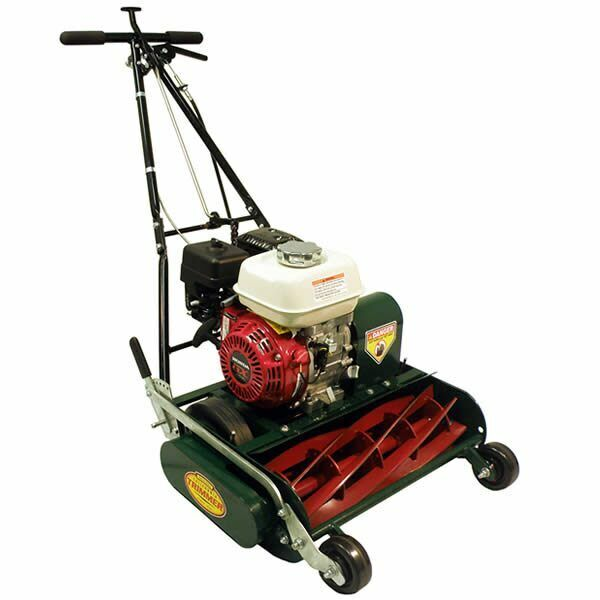 California Cal Trimmer Rl20 Commercial 7 Blade Front Throw Reel Mower 20 Honda For Sale Online Ebay