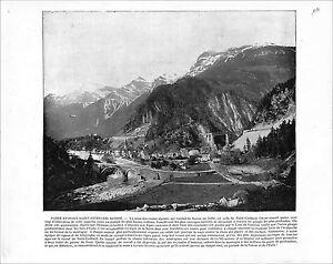 Massif-du-Saint-Gothard-Suisse-Frankfurt-am-Main-Germany-1897-PRINT