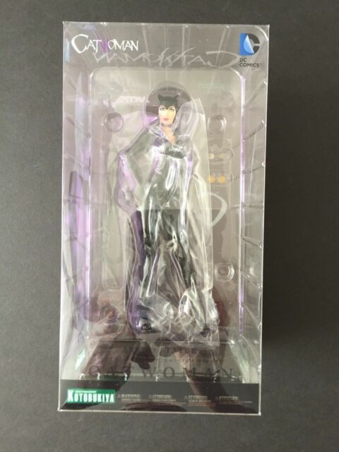 DC COMICS NEW 52 CATWOMAN ARTFX+ 1:10 SCALE STATUE By Kotobukiya ~BRAND NEW~