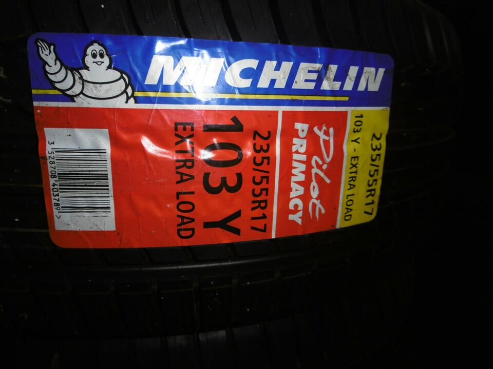 michelin Y103  235 55 17 til 800 kr x4