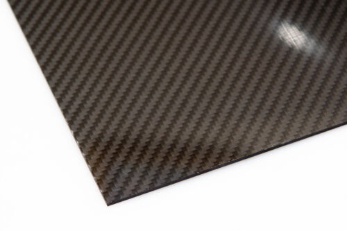 drones Carbon Fiber Sheet for Prototypes R//C Cars 200mm x 150mm 2.5 mm thick
